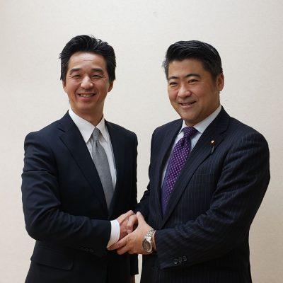 森田ひろゆきサイト・衆議員 木原せいじ氏と