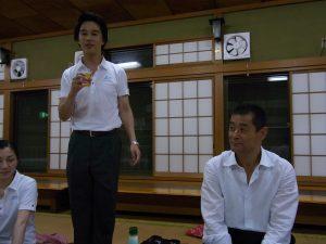 森田ひろゆきサイト:2009年度東大和青年会議所「石毛氏後援会」にて